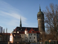 The Castle Church in Wittenberg Germany